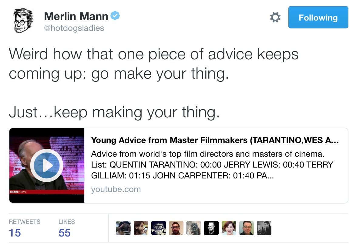 Merlin igen